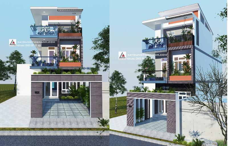 Công ty thiết kế xây dựng nhà phố