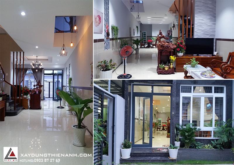 Thiên Anh là đơn vị thiết kế xây dựng nhà phố uy tín tại Tp HCM