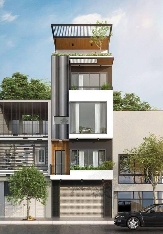Giá xây nhà tại quận 7