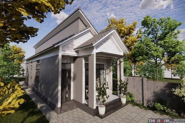 Lý do khách hàng lựa chọn thiết kế nhà mái thái 3 phòng ngủ