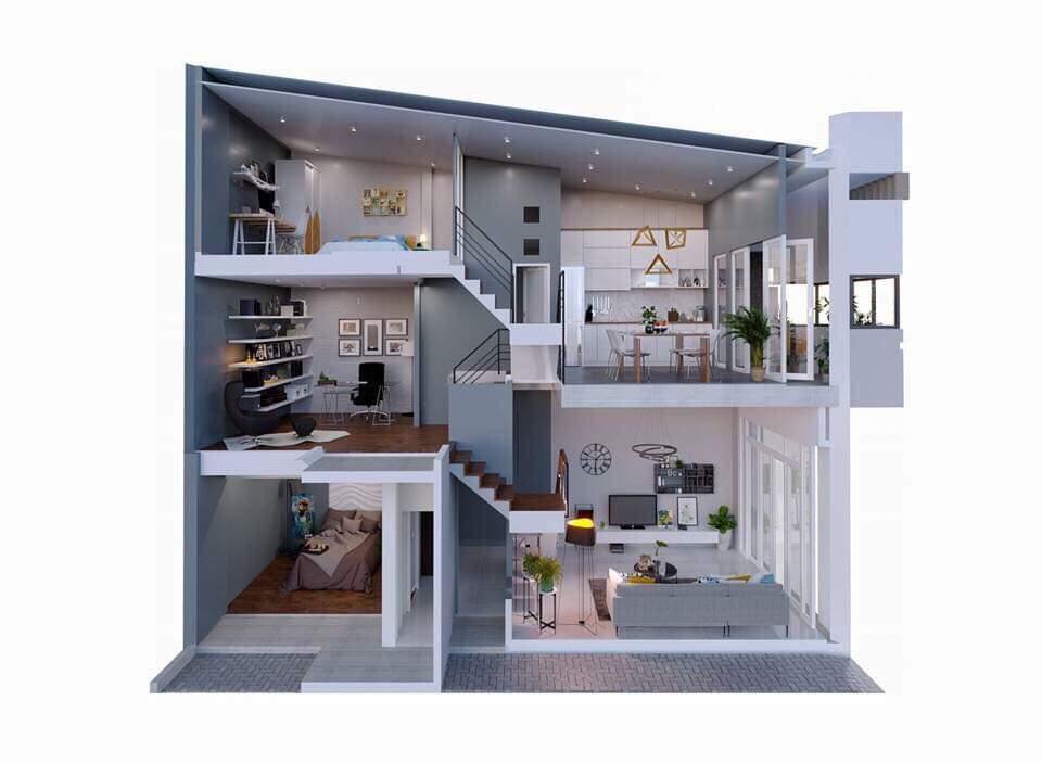 thiết kế nội thất _xaydungthienanh 0903872769