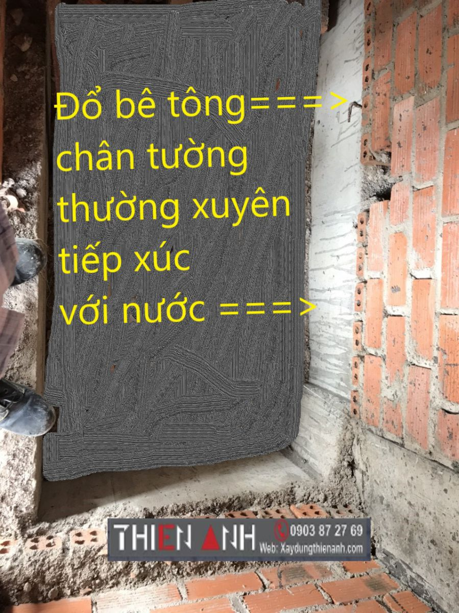 do be tong chan tuong