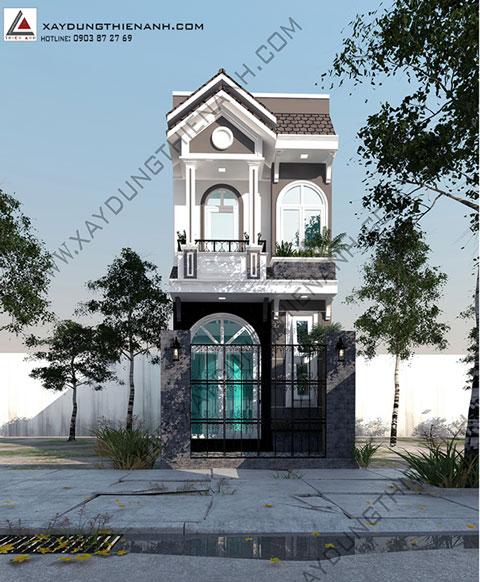 Xây dựng Thiên Anh Thi công xây nhà trọn gói ở TPHCM