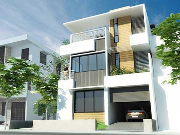 Yêu cầu chung khi thiết kế mẫu nhà phố 3 tầng đẹp hiện đại