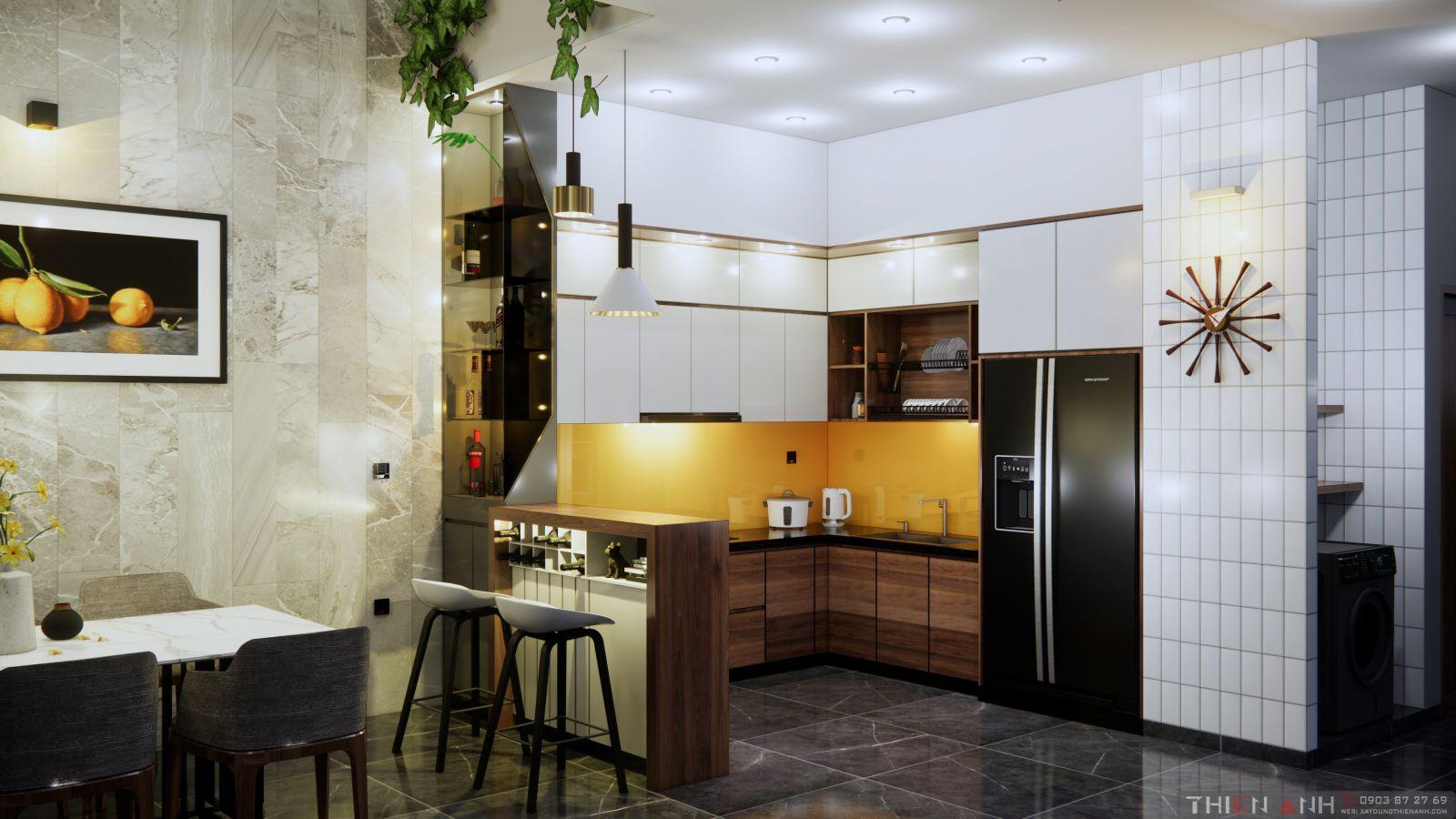 thiết kế nội thất phòng bep_xaydungthienanh_0903872769