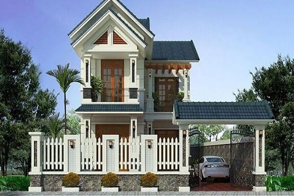 Yếu tố chọn đơn vị để thiết kế biệt thự nhà vườn trên đất 200m2
