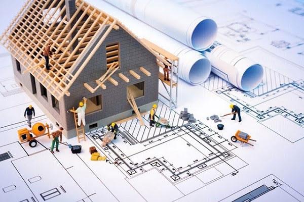 Những yếu tố cần chú ý khi thiết kế kết cấu nhà phố
