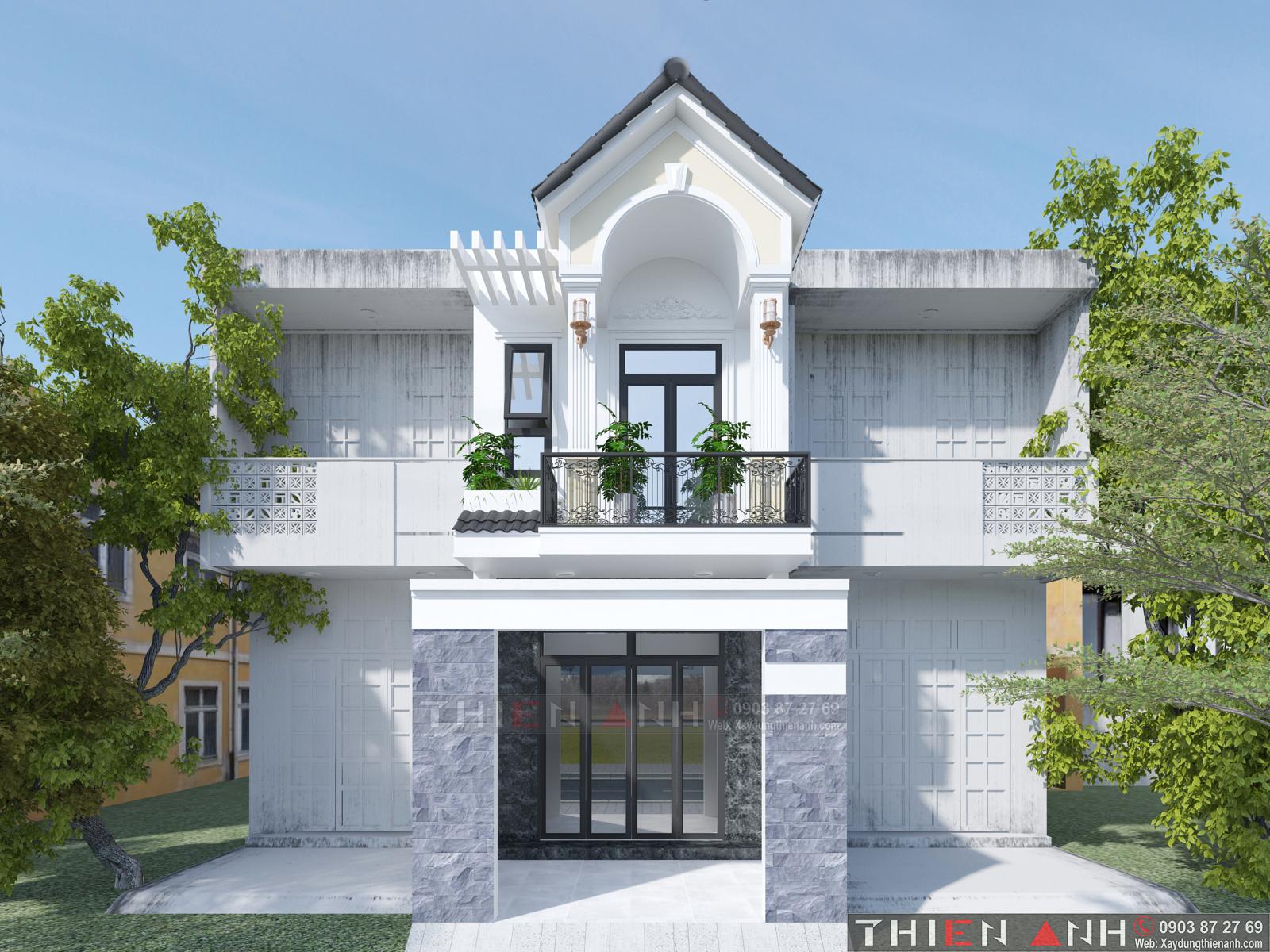 Mẫu thiết kế nhà ở Bình Dương đẹp bạn không thể không quan tâm