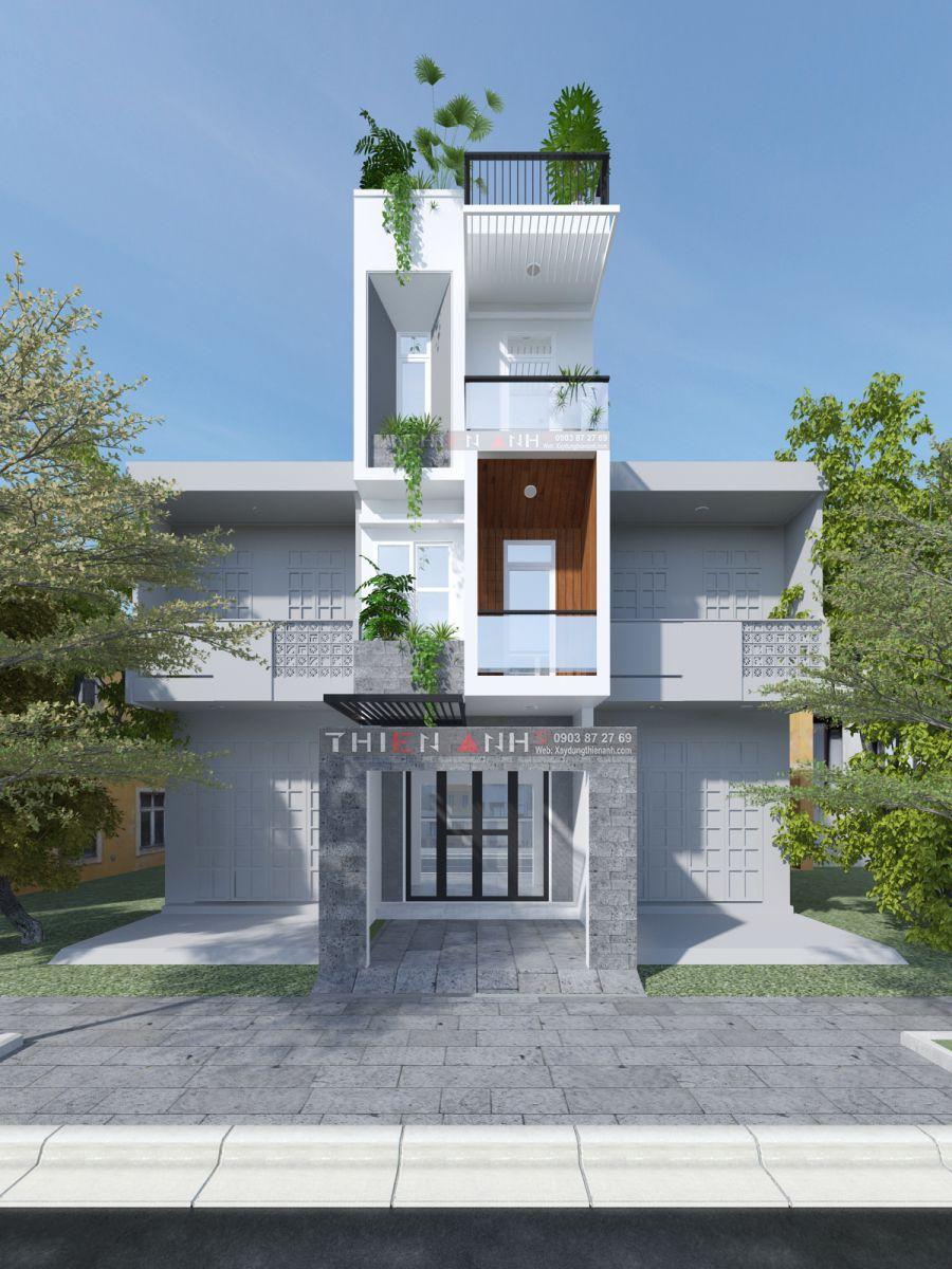 Các yếu tố để có được một ngôi nhà có thiết kế đẹp chuẩn chất lượng ở Biên Hòa