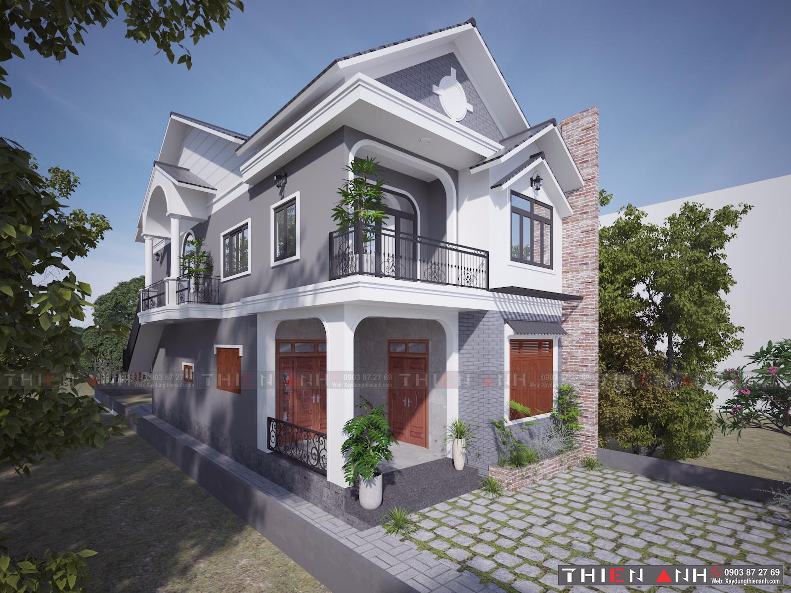 Thiên Anh - Đơn vị chuyên thiết kế nhà ở Biên Hòa trọn gói, giá tốt nhất