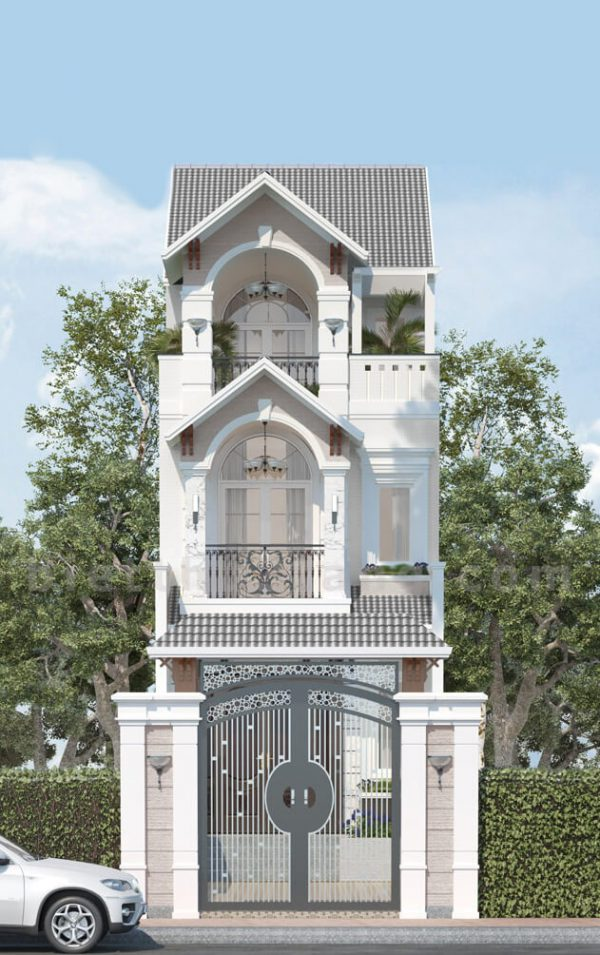 Phong cách tân cổ điển - Mang đến giá trị thẩm mỹ cao cho ngôi nhà của bạn