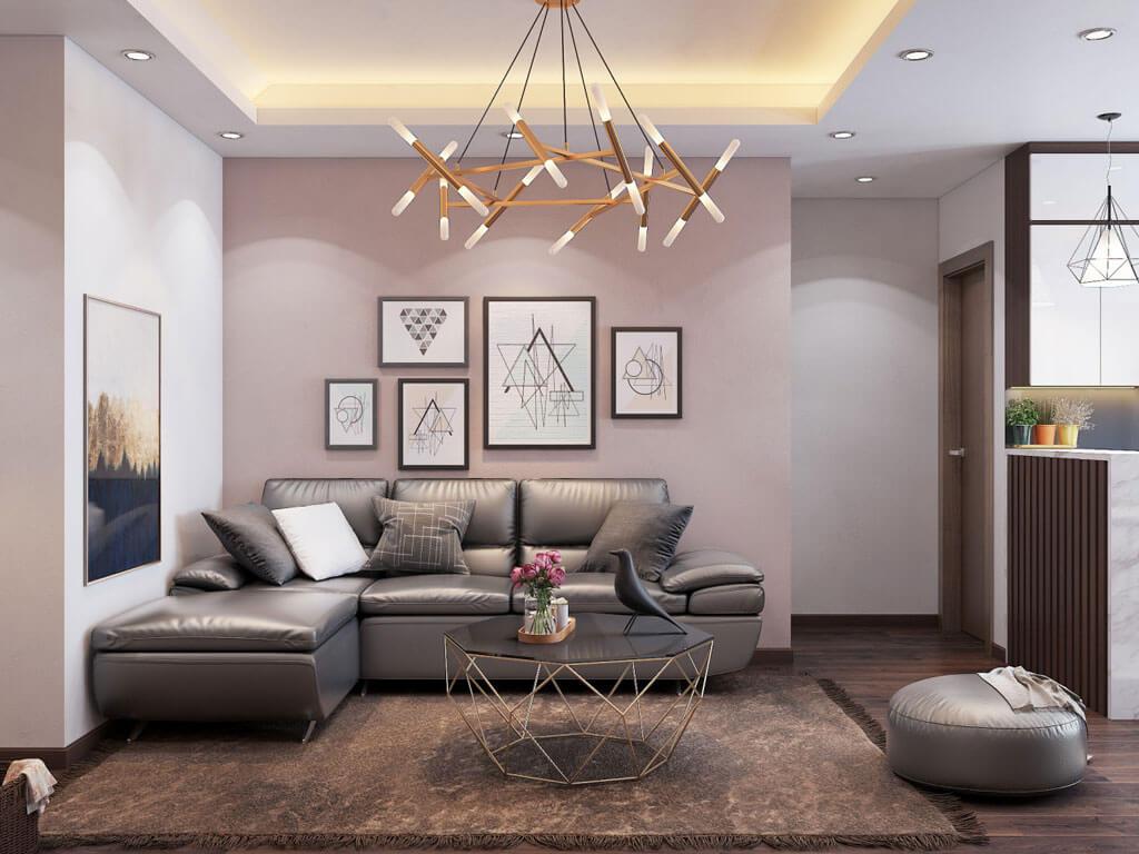 Tầm quan trọng của việc thiết kế nội thất cho chung cư