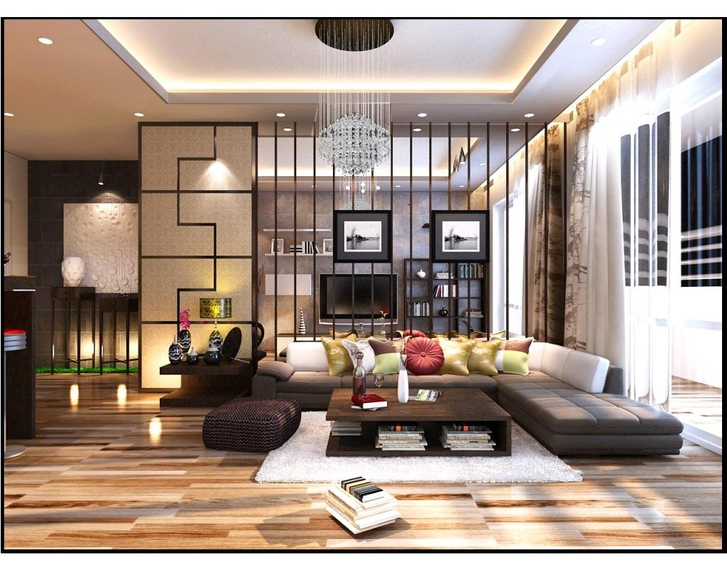Mẫu thiết kế thi công nội thất trọn gói tại HCM của Xây Dựng Thiên Anh