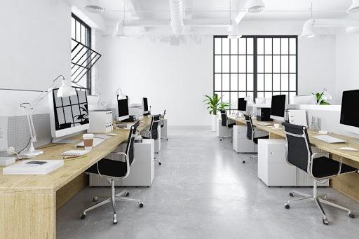 Khám phá các hình thức thiết kế nhà làm văn phòng cho thuê