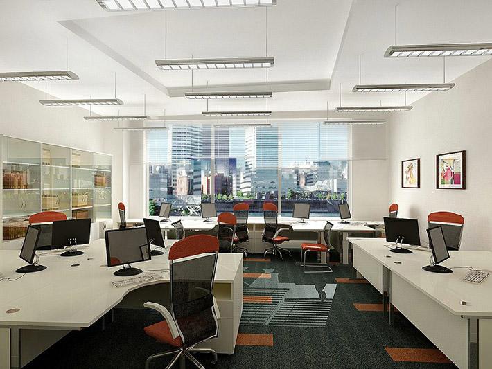 Những lưu ý cần nhớ khi thiết kế nhà cho thuê văn phòng
